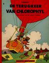 Cover for Collectie Jong Europa (Le Lombard, 1960 series) #8 - De terugkeer van Chlorophyl