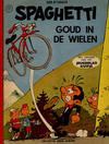Cover for Collectie Jong Europa (Le Lombard, 1960 series) #17 - Spaghetti: Goud in de wielen