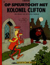 Cover for Collectie Jong Europa (Le Lombard, 1960 series) #6 - Op speurtocht met Kolonel Clifton