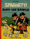 Cover for Collectie Jong Europa (Le Lombard, 1960 series) #5 - Spaghetti: Zoekt een baantje