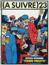 Cover for (À Suivre) (Casterman, 1977 series) #23