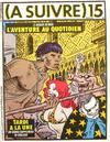 Cover for (À Suivre) (Casterman, 1977 series) #15