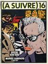 Cover for (À Suivre) (Casterman, 1977 series) #16