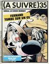Cover for (À Suivre) (Casterman, 1977 series) #35