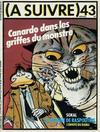 Cover for (À Suivre) (Casterman, 1977 series) #43