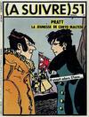 Cover for (À Suivre) (Casterman, 1977 series) #51
