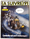 Cover for (À Suivre) (Casterman, 1977 series) #91