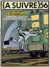 Cover for (À Suivre) (Casterman, 1977 series) #56