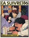 Cover for (À Suivre) (Casterman, 1977 series) #86