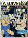 Cover for (À Suivre) (Casterman, 1977 series) #88