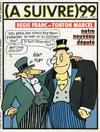 Cover for (À Suivre) (Casterman, 1977 series) #99