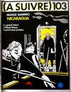 Cover for (À Suivre) (Casterman, 1977 series) #103