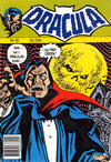 Cover for Dracula (Winthers Forlag, 1982 series) #18
