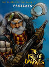 Cover for The Keepers of the Maser (Heavy Metal, 1996 series) #2 - The Isle of Dwarves