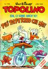 Cover for Topolino (Disney Italia, 1988 series) #1703