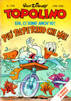 Cover for Topolino (Disney Italia, 1988 series) #1703