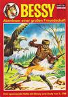 Cover for Bessy Sammelband (Bastei Verlag, 1966 ? series) #23