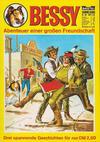 Cover for Bessy Sammelband (Bastei Verlag, 1966 ? series) #60