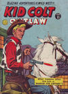 Cover for Kid Colt Outlaw (Horwitz, 1952 ? series) #65