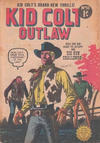 Cover for Kid Colt Outlaw (Horwitz, 1952 ? series) #50