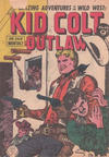 Cover for Kid Colt Outlaw (Horwitz, 1952 ? series) #46