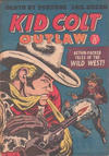 Cover for Kid Colt Outlaw (Horwitz, 1952 ? series) #25