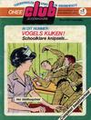 Cover for Ohee Club (Het Volk, 1975 series) #2