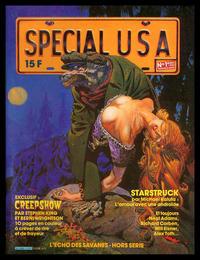 Cover Thumbnail for L'Echo des Savanes Spécial USA (Edition des Savanes, 1983 series) #1