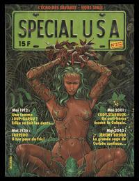 Cover Thumbnail for L'Echo des Savanes Spécial USA (Edition des Savanes, 1983 series) #2