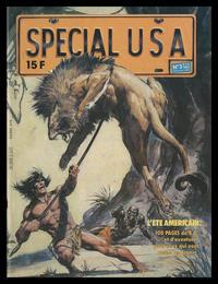 Cover Thumbnail for L'Echo des Savanes Spécial USA (Edition des Savanes, 1983 series) #3
