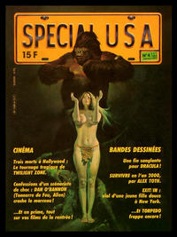 Cover Thumbnail for L'Echo des Savanes Spécial USA (Edition des Savanes, 1983 series) #4