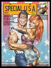 Cover Thumbnail for L'Echo des Savanes Spécial USA (Edition des Savanes, 1983 series) #7