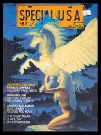 Cover Thumbnail for L'Echo des Savanes Spécial USA (Edition des Savanes, 1983 series) #5