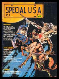 Cover Thumbnail for L'Echo des Savanes Spécial USA (Edition des Savanes, 1983 series) #6