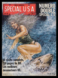 Cover Thumbnail for Spécial USA (Albin Michel, 1985 series) #14 / 15