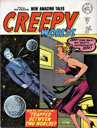 Cover Thumbnail for Creepy Worlds (Alan Class, 1962 series) #31