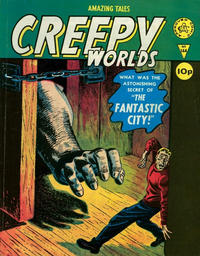 Cover Thumbnail for Creepy Worlds (Alan Class, 1962 series) #144