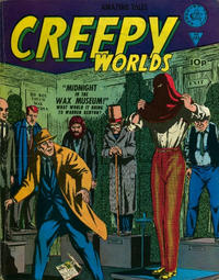 Cover Thumbnail for Creepy Worlds (Alan Class, 1962 series) #145