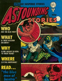 Cover Thumbnail for Astounding Stories (Alan Class, 1966 series) #102