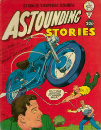 Cover Thumbnail for Astounding Stories (Alan Class, 1966 series) #143