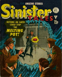 Cover Thumbnail for Sinister Tales (Alan Class, 1964 series) #154