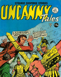 Cover Thumbnail for Uncanny Tales (Alan Class, 1963 series) #119