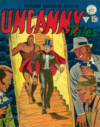 Cover Thumbnail for Uncanny Tales (Alan Class, 1963 series) #124