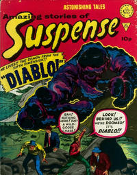 Cover Thumbnail for Amazing Stories of Suspense (Alan Class, 1963 series) #135