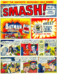Cover Thumbnail for Smash! (IPC, 1966 series) #32
