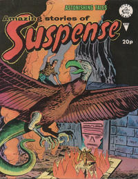 Cover Thumbnail for Amazing Stories of Suspense (Alan Class, 1963 series) #185