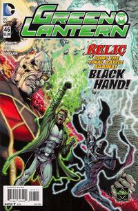 Cover Thumbnail for Green Lantern (DC, 2011 series) #46