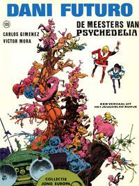 Cover Thumbnail for Collectie Jong Europa (Le Lombard, 1960 series) #[109] - Dani Futuro: De meesters van Psychedelia