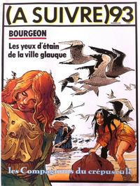 Cover Thumbnail for (À Suivre) (Casterman, 1977 series) #93