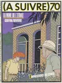 Cover Thumbnail for (À Suivre) (Casterman, 1977 series) #70